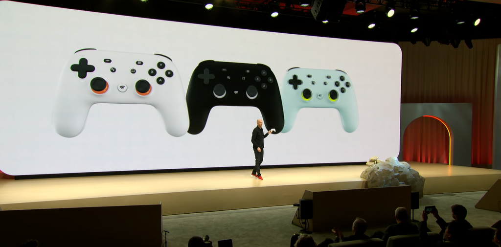 Google Gaming console